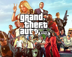 GTA 5 Online - классика гангстерских разборок