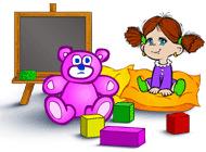 Игра Детский садик
