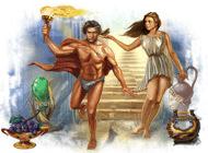 Игра Герои Эллады 2. Олимпия