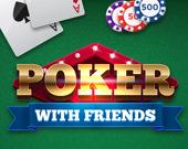 Покер с друзьями