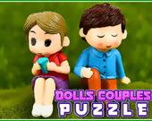 Пазл: Кукольные парочки