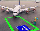 Парковка самолетов 3D