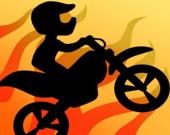 Гонка на мотоциклах