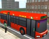 Симулятор общественного автобуса