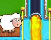 Овца и дорога