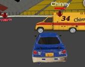 Разрушительные автомобильные погони