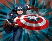 Диск Капитана Америка