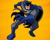 Бэтмен - защитник города