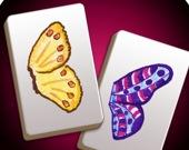Соедини бабочек