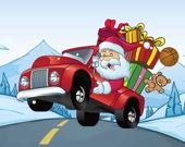 Рождественский грузовик: Скрытые ключи
