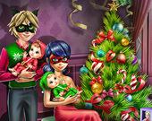 Леди Баг: Рождество с семьей
