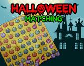Хэллоуин: соедини предметы