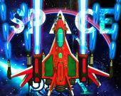 Экстремальное нападение космических кораблей