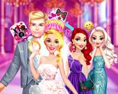 Свадебное веселье Элли