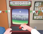 Аркада Flappy Happy