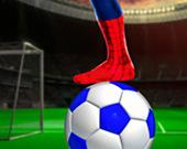 Человек Паук супергерой: Футбольная лига