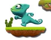 Игра Дино: бег с приключениями
