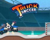 Футбол на грузовиках