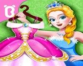 Одень сказочную принцессу
