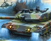 Война танков - Пазл