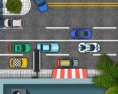 Городская парковка 2D