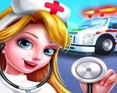 Помощь врачу в больнице