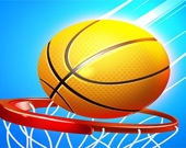 Чистый бросок: баскетбольный удар