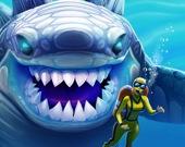 Эволюция голодной акулы: выживание