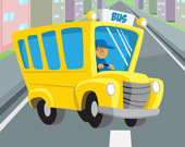Автобус: найдите отличия