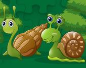 Милые Улитки: игра-головоломка