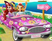 Поездка на Пляж Принцесс