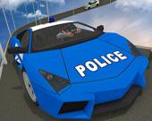 Невероятные полицейские автомобили на 3D трассах 2020