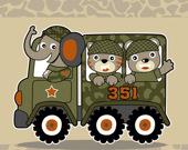 Три в ряд: Армейская вооружённая техника