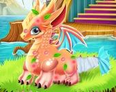 Уход за милым драконом