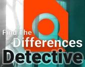 Найди отличия: Детектив