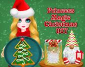 Волшебное рождество принцессы своими руками
