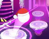 Прыгающие шарики 3D