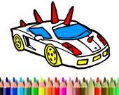 Раскраска: GTA машины