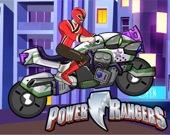 Могучие рейнджеры: панк-гонка