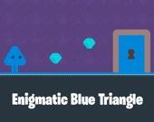 Загадочный синий треугольник