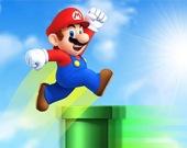 Супер Марио. Прыжки на башне
