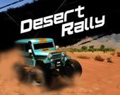 Пустынное ралли