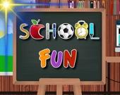 Веселье в школе