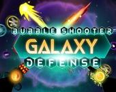 Бабл-шутер Защита галактики