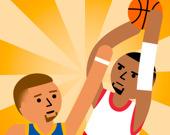 Прыжок в баскетболе