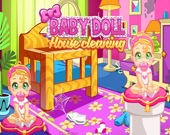 Кукольный домик: Время уборки