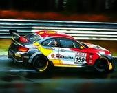 Супер-скоростная гонка
