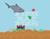 Рыба ест рыбу - 2 игрока