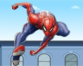 Человек-паук: невероятный бег