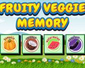 Фрукты и овощи - Мемори